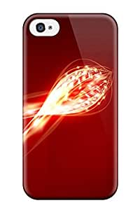 Hot New Jellyfish Case Cover For Iphone 4/4s With Perfect Design