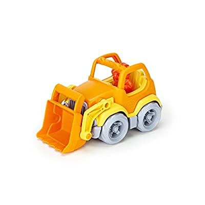 Green Toys Scooper Construction Truck: Toys & Games