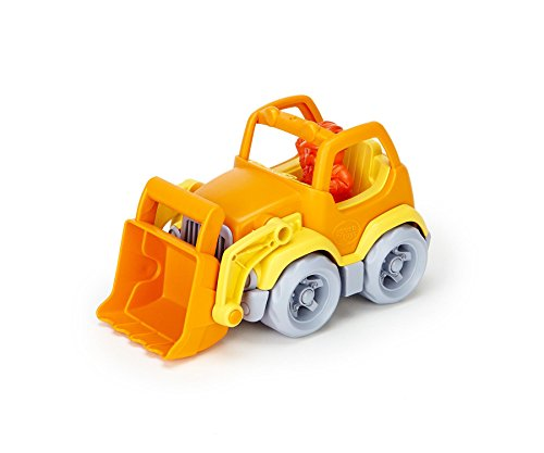 Eco Excavator Truck - Green Toys Scooper Construction Truck