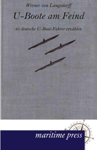 Read Online U-Boote am Feind (German Edition) pdf epub