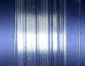 =unidades 6 m 28 calibre de plata de ley 925 plateado camberley suave 0,03 cm