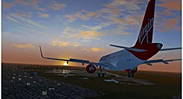 Flight Simulator 2019 X DELUXE Edition Flight Sim FlightGear