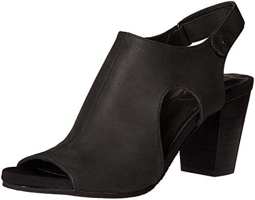 Sandal Sudini Black Dress Women's Carmen zSSgwqU6