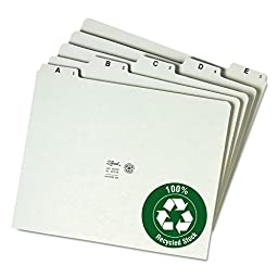 SMD50376 - Smead Recycled Top Tab File Guides