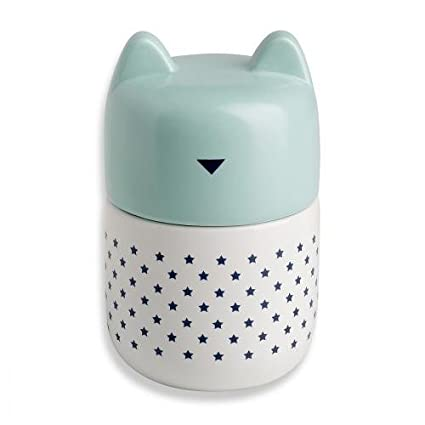 Bandjo - Vaisselle diverse - Pot Chat menthe Bandjo: Amazon ...