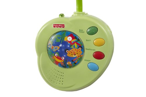 Fisher-Price Rainforest Peek-A-Boo Leaves Musical Mobile by Fisher-Price (Image #10)