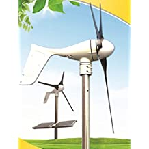 GOWE Off-Grid 400w wind turbine+ MPPT controller+500W pure sine wave inverter