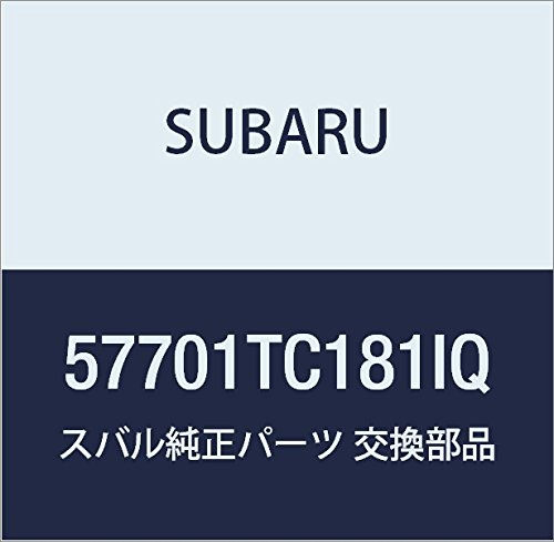 SUBARU (スバル) 純正部品 バンパーフェイス リア 品番57703AJ000B5 B01MYUMBG5 -|57703AJ000B5