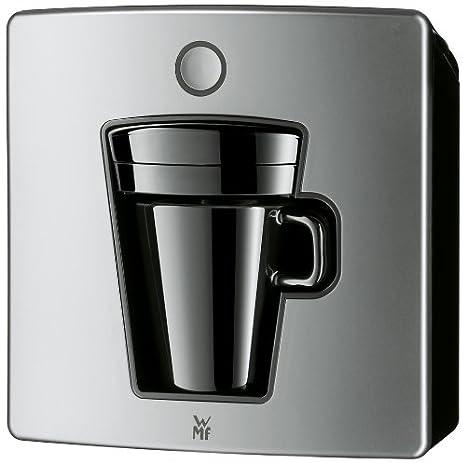 WMF 1 Máquina de café en cápsulas 1tazas Plata - Cafetera (Máquina de café en