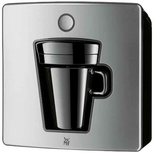 WMF 1 Máquina de café en cápsulas Plata 1 tazas - Cafetera ...