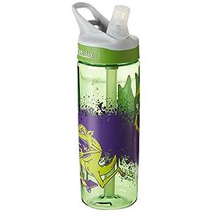 CamelBak eddy Back to School Water Bottle, Skate Monsters, 0.6-Liter