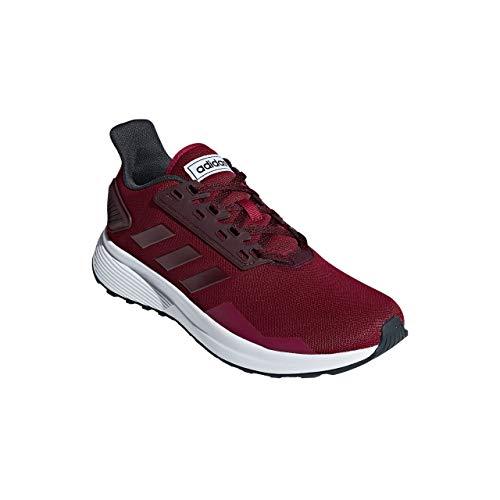 9 Chaussures granat rubmis 0 Femme Fitness Adidas Multicolore carbon De Duramo B1pqqwF