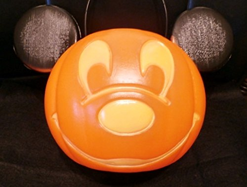 Mickey Mouse Pumpkin Pail, General Foam Plastics for $<!--$24.75-->