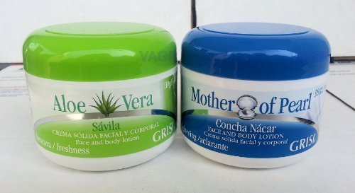 Mother Of Pearl Face Cream - 6