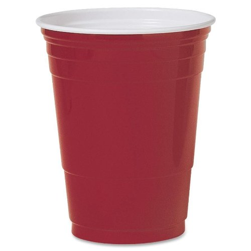 Solo Cup Plastic Party Ounce product image