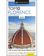 DK Eyewitness Top 10 Florence and Tuscany (2020)