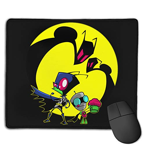 Kim Mittelstaedt Personalized Dynamic Duo Rectangle Waterproof Material Non-Slip Rubber Gaming Mouse Pad