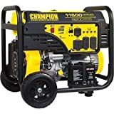 Champion 100110 9200W/11500W Generator 459cc w/Wheel Kit