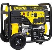 Champion Power Equipment 100110 9200 Watt Gasoline Portable Generator (Yellow)