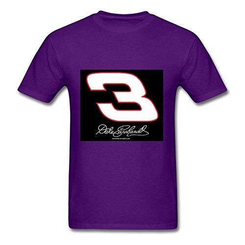 #0001 Dale Earnhardt Sr. #3 Signature Men T Shirts Customized Wholesale