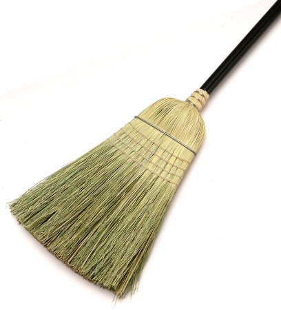Cequent Laitner Company 469 Corn Broom With 54 in. Handle