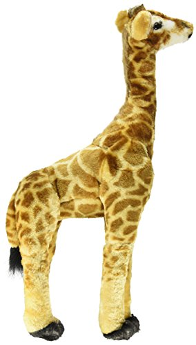 Large Plush Giraffe - Standing Plush Giraffe 25 inch tall