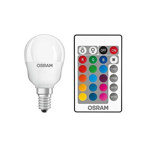 chollos oferta descuentos barato OSRAM LED Retrofit CLASSIC P Lote de 4 x Bombilla LED Casquillo B22d 2700 K 2 50 W Equivalente a 25W claro Blanco cálido
