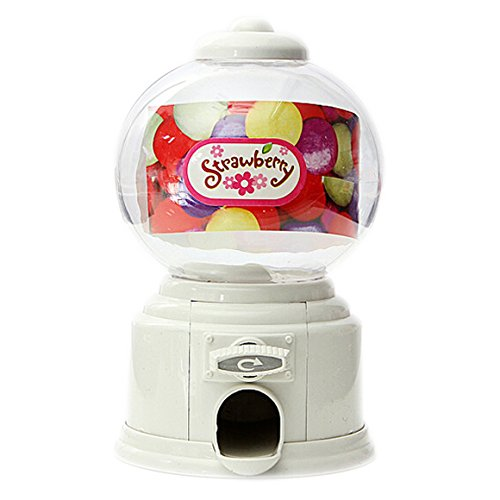 Candy Machine - Home Plastic Candy Machine Money Bank Gift Storage Box Presents Amp Lover White - Grabber Commercial Antique Old Kitty 25 That Plastic Fashion Wood ()
