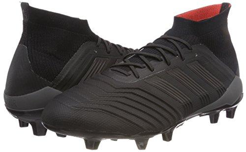 Foot cblack Hommes Predator Reacor Souliers De Adidas Cblack 18 Fg Noirs Pour 1 Reacor 1wCgZqx