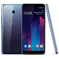 HTC U11 Plus - 128GB 6GB RAM 4G LTE Amazing Silver
