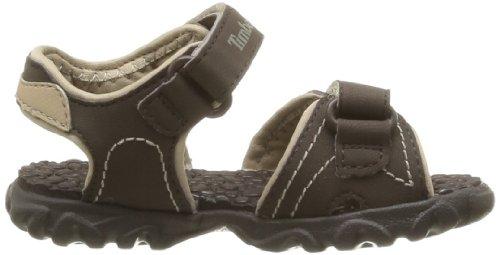 Strap Braun Timberland Sandal Sneaker 2 Brown Splashtown Marrone bambino q0fS0Er