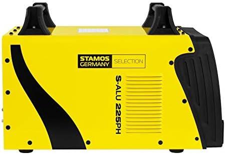 Stamos Germany Selection - S-ALU 225PH - Equipo de soldar TIG AC/DC ...