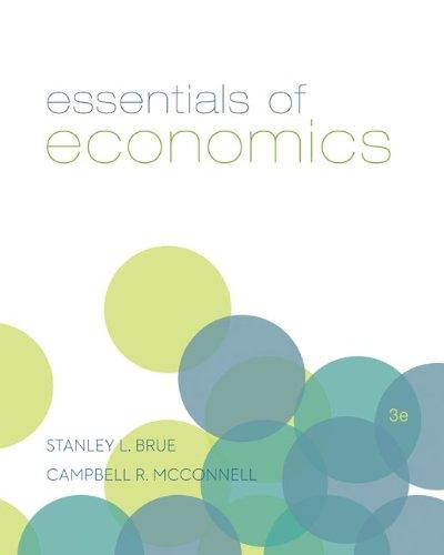 Essentials Of Economics W/Connect Plus
