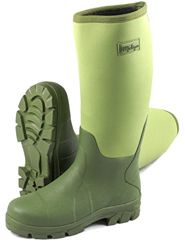 En Noprne Wellington Du Muck Vert 12 Michigan 6 Uk Vert Pche De Field Impermables Bottes Pointures tEUwqBtg