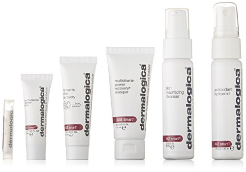 Dermalogica Age Smart Skin Kit By Dermalogica for Unisex, 5 Count