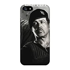 Premium [bSO16380JJcb]the Expendables 2 Cases For Iphone 5/5s- Eco-friendly Packaging