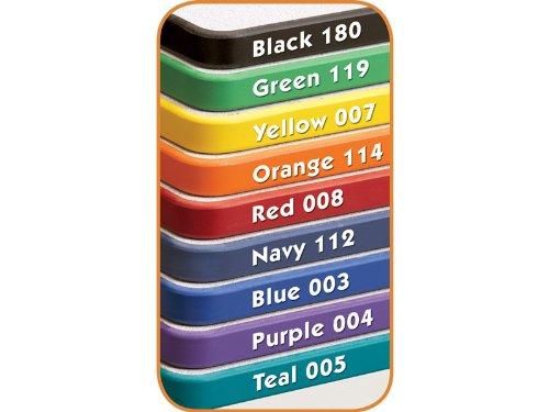 Rainbow Accents 0289JCWW005 2 Station Art Center, Teal