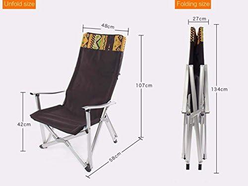 Amazon.com: Silla plegable para exteriores, tumbonas ...