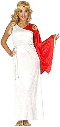 Mujer Diosa Romana Terciopelo Toga Griego Antiguo Estilo Griego ...