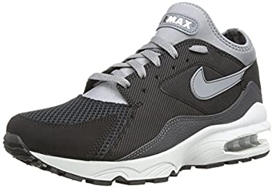 fa120ee59b wholesale nike air max 93 998ba 9b79f; canada nike mens air max 93 black  platinum grey 306551 012 ea808 70c41