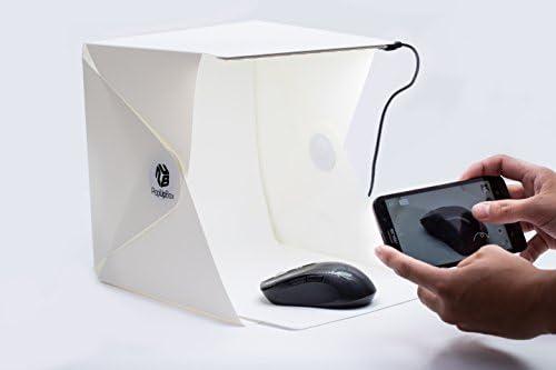 Tienda de iluminación compacta Pop-Up-Box, caja de iluminación ...