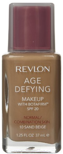 Revlon Age Defying Makeup Sand Beige #10