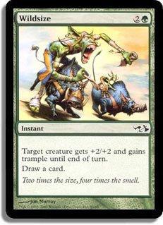 Magic: the Gathering - Wildsize - Duel Decks: Elves vs Goblins