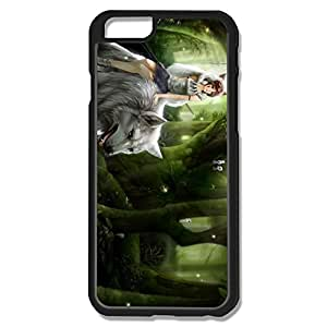 Princess Mononoke Full Protection Case Cover For IPhone 6 (4.7 Inch) - Style Shell