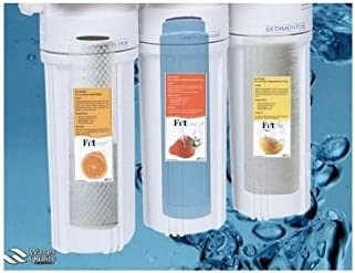 I-WATER - Recambio Filtro Osmosis Pack 3 I-Water: Amazon.es ...