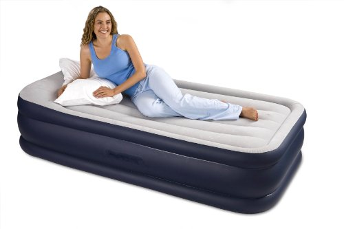 Intex Deluxe Pillow Rest Rising Comfort Twin, Outdoor Stuffs