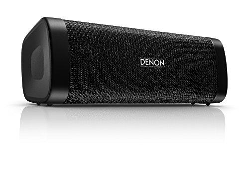Denon Portable Wireless Speakers Envaya Bluetooth Ipx7 Waterproof DSB-150BT-BK #