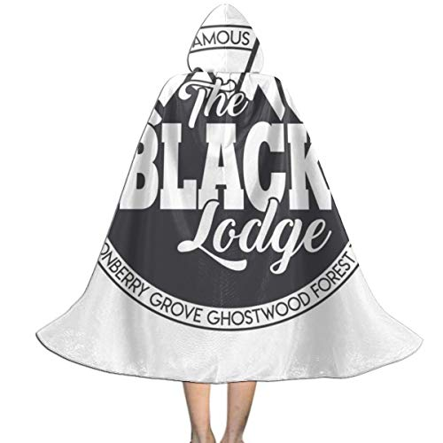 The Black Lodge Logo Twin Peaks Unisex