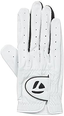 TaylorMade Targa White/Black Golf Glove