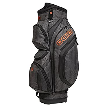 OGIO Press Cart Bag, Raceday/Orange